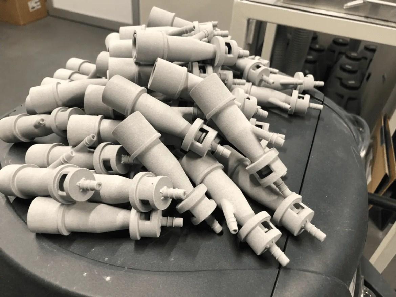 3D printing fixes a hospital's ventilators, saves lives