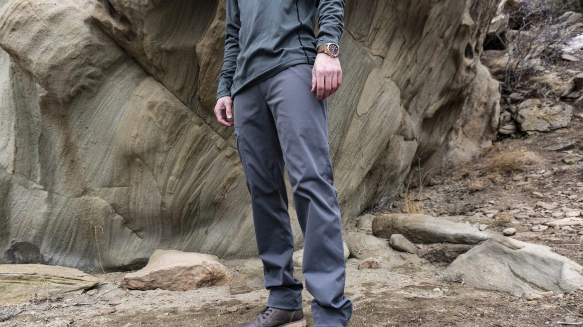 For when it's safe to head out, the Outdoor Vitals Satu Pants are ready