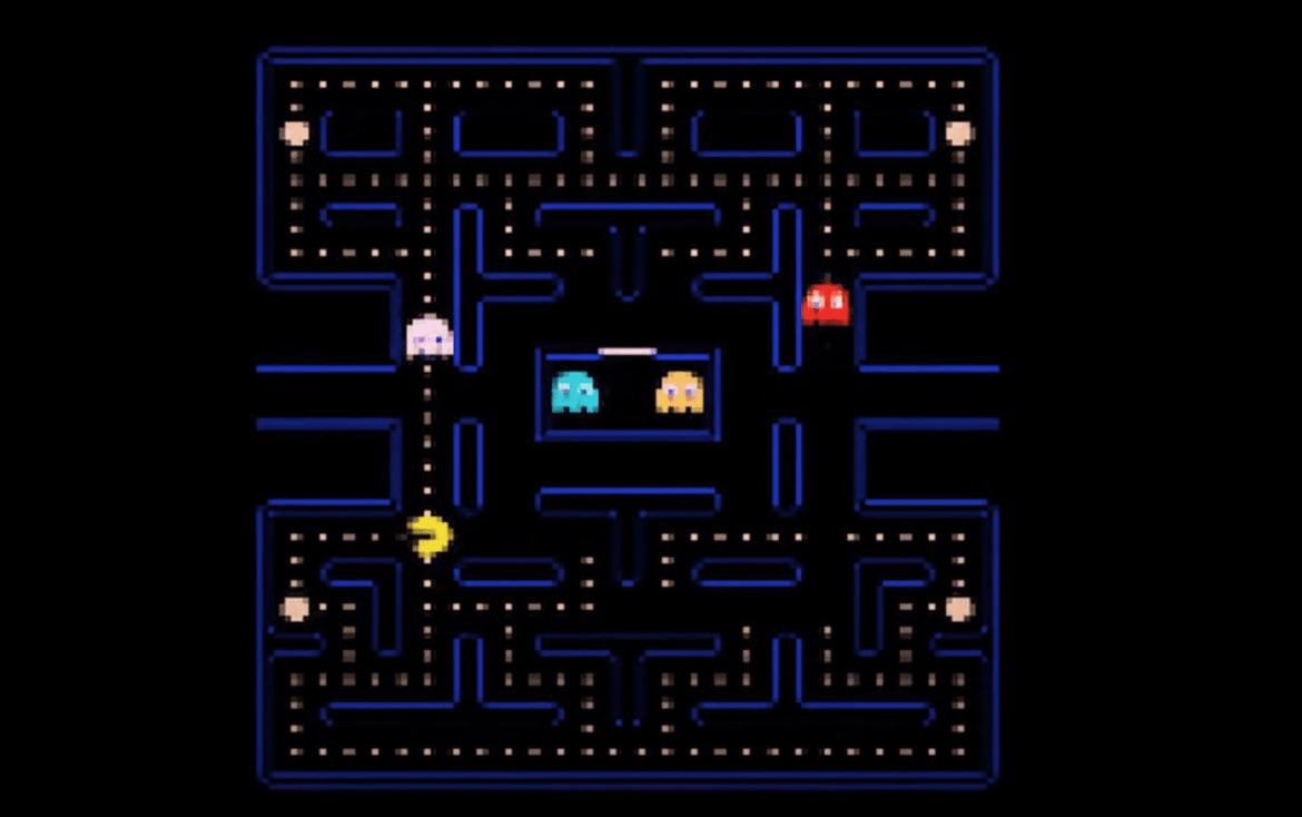 An AI remakes Pac-Man using AI