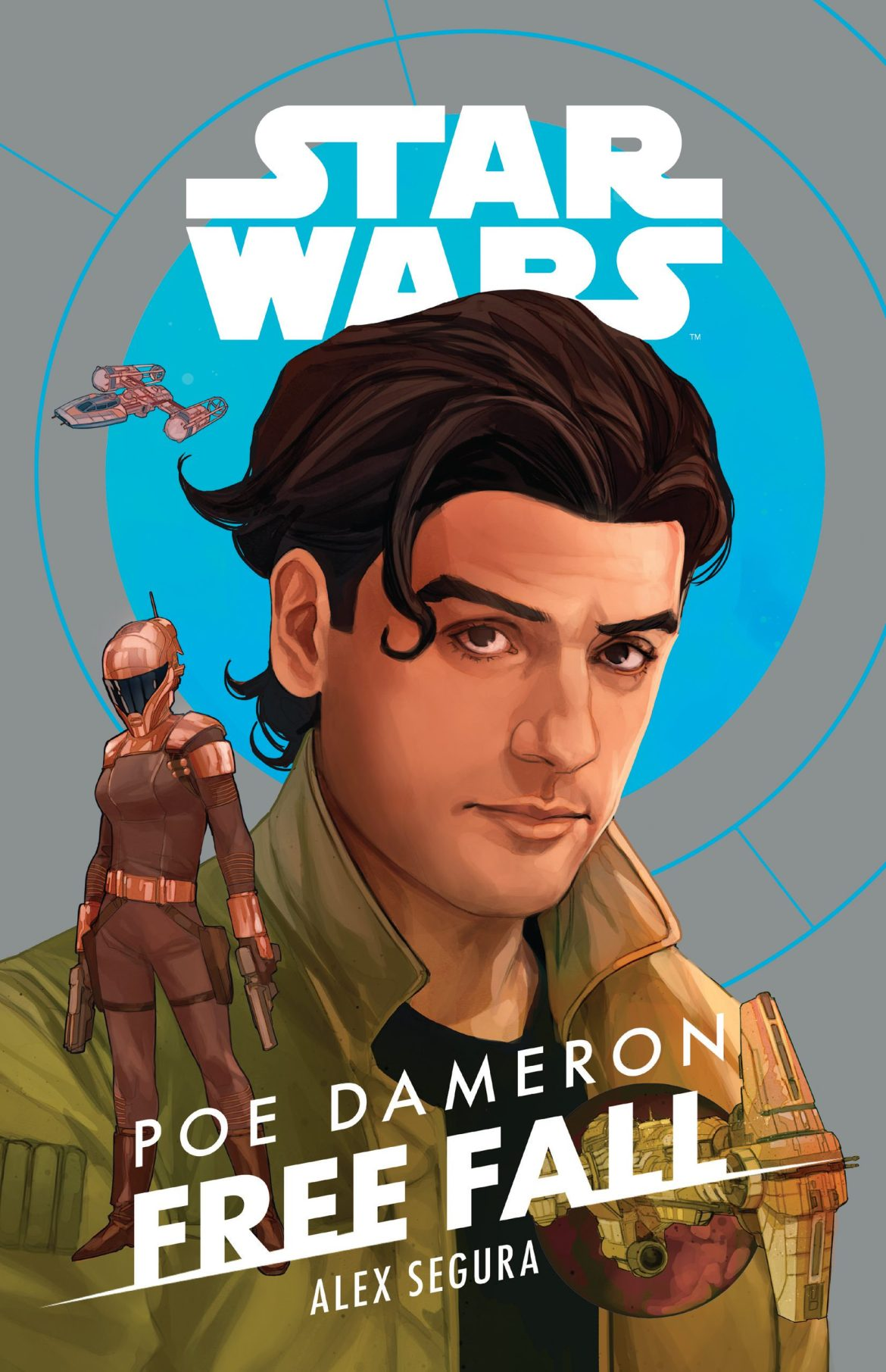 Read the first chapter of Star Wars: Poe Dameron – Free Fall, by Alex Segura
