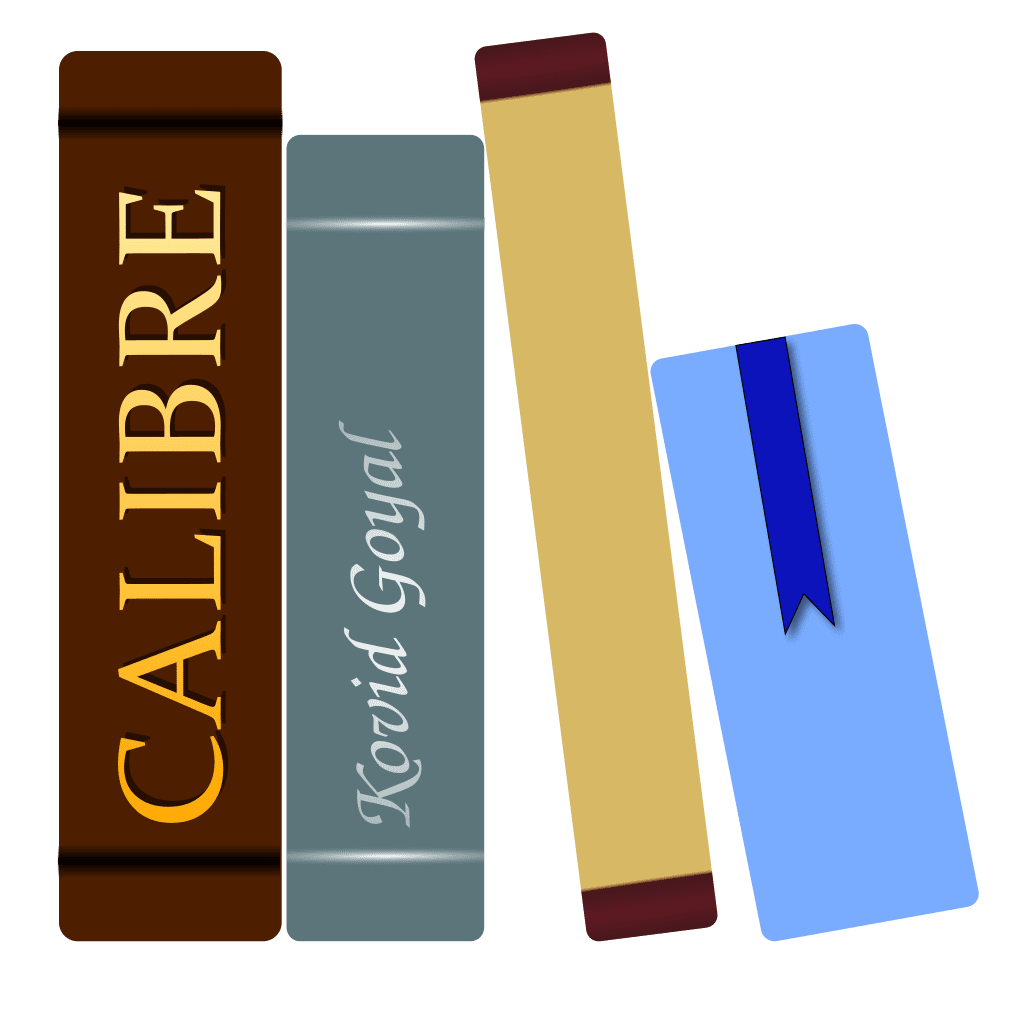 Stuff We Like:  Calibre e-book Manager