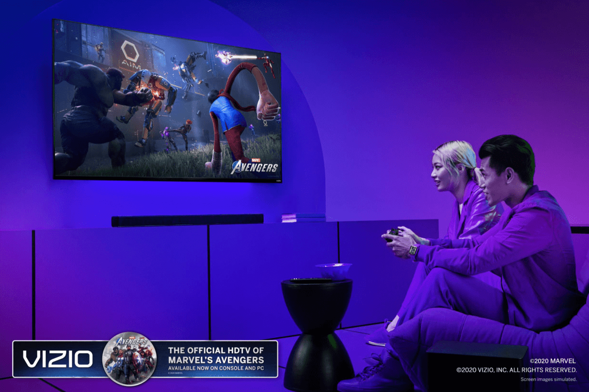 Vizio wants to help you fight Thanos