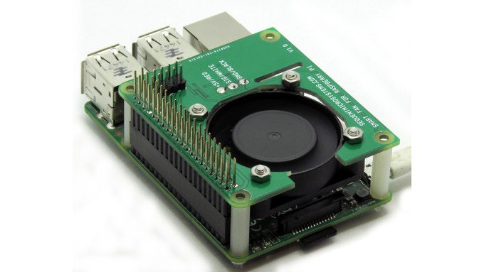 Now Funding: Smart Fan for Raspberry Pi
