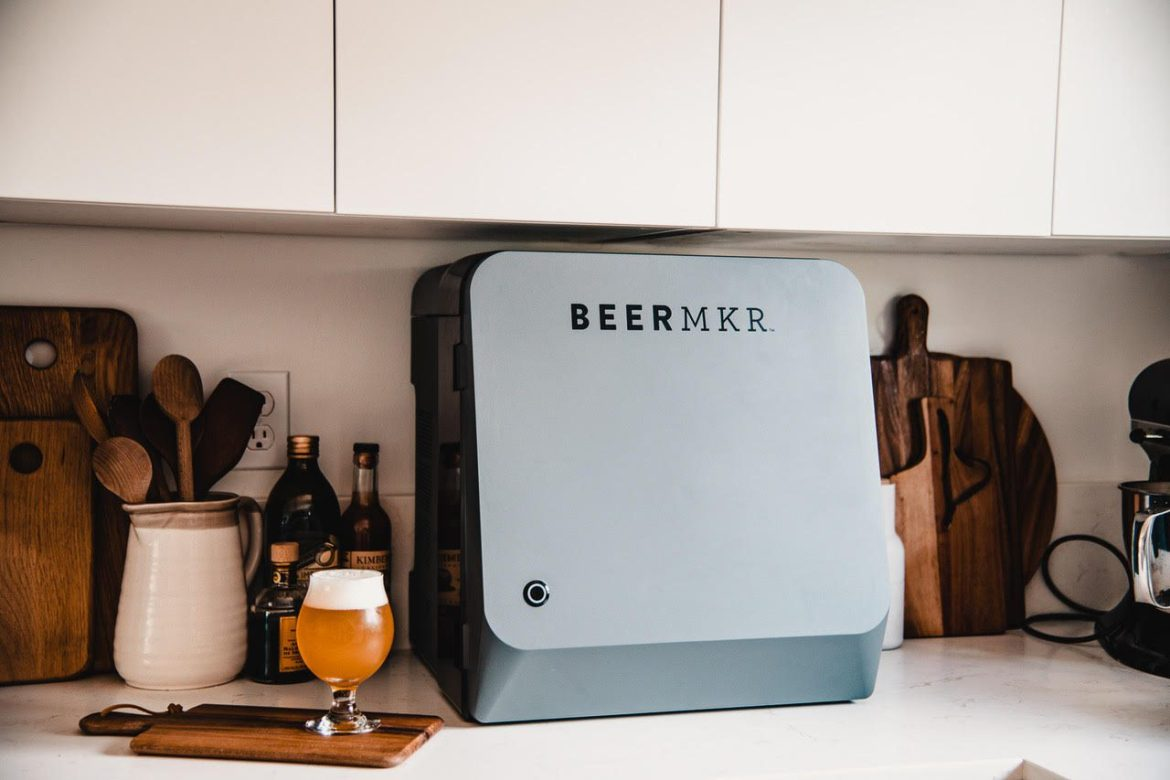 Brew your own with BEERMKR