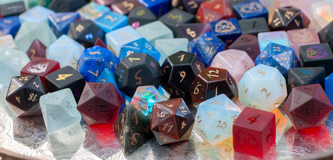Now Funding: Talon & Claw Dice