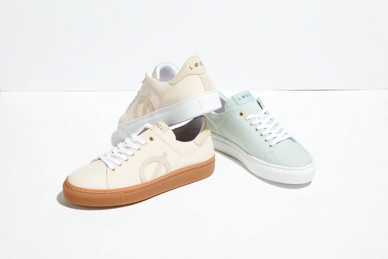 Introducing:  Loci Vegan Sneakers