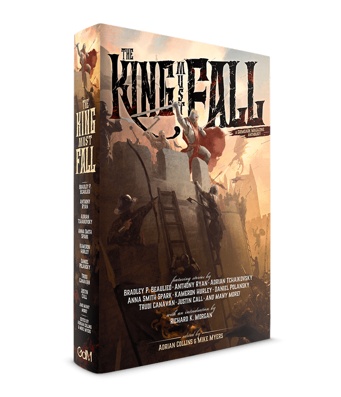 Now Funding: The King Must Fall