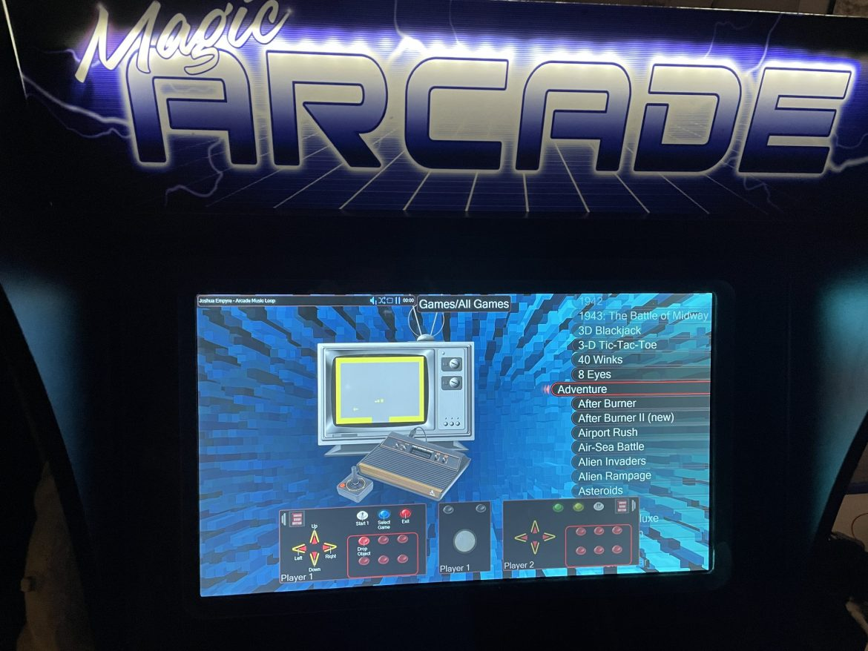 In Review: Dream Arcades Magic Arcade