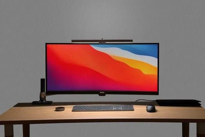 Now Funding: Elesense Computer Monitor Light Bar