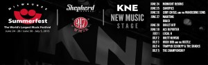 KNE_K-Nation-Entertainment_Summerfest_KNE-New-Music-Stage_Headliners_kne