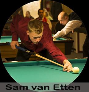 Sam van Etten