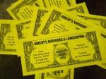 2011 Bonus Bucks
