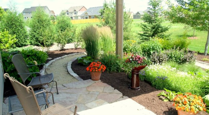 Think Spring with Landscape Design