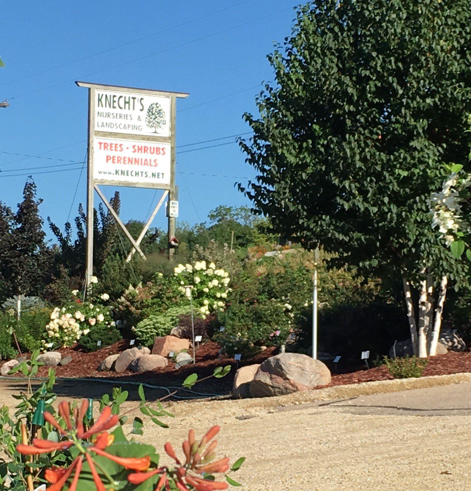 Home Knechts Nurseries Landscaping