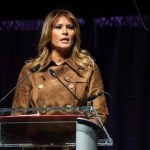 Melania Trump Booed for Dressing Up Like a Philly Blunt