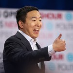 Andrew Yang Now Promises UBI Will be $2000 per Month If He Wins Primaries