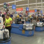 Walmarts Across the Nation Open Up One Additional Register to Speed Up Coronavirus Panic Buying