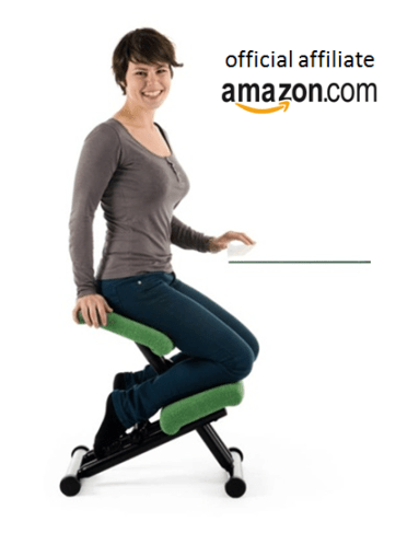 Ergonomic Chair Amazon Kneeling Office Chairs | FREE Shipping on all Ergonomic ...