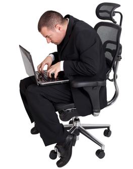 Bad Posture on Your Health