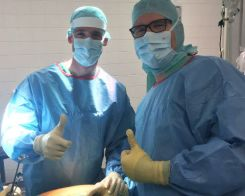 kristian kley and adrian wilson osteotomy surgeons