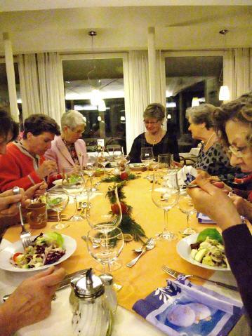 Kneippverein Bad Bevensen Adventsfeier 9