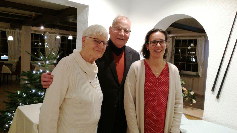 Unser Vorstand des Kneippvereins Bad Bevensen