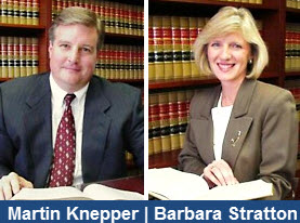 Knepper Stratton Delaware Injury Law Firm headshot