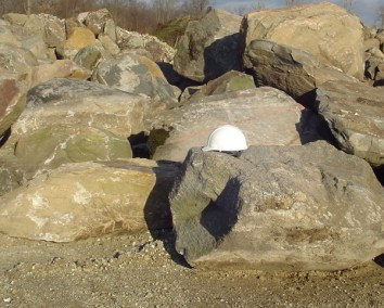 "Native Boulders  48"" and up"