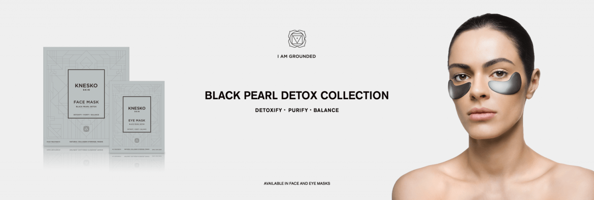 black pearl antioxidant collection