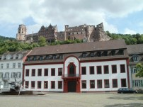 Academy of Sciences... like all in Heidelberg - below the castle