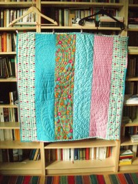 Babyquilt front
