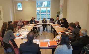 Mbahet mbledhja vjetore e Këshillave Ndërfetare të Europës në Bruksel