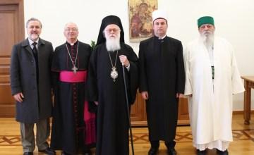 Mons. George Frendo, anëtari i ri i Këshillit Papnor për Dialogun Ndërfetar