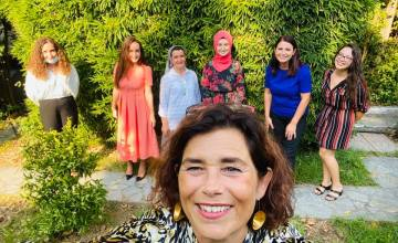 Departamenti i Gruas në KNFSH takim me Ambasadoren e Suedisë në Tiranë