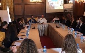 """Zhvillohet tryeza e rrumbullakët """"Sfida e trafikimit në Shqipëri dhe angazhimi i besimeve fetare kundër trafikimit"""""""
