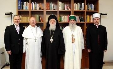 Mblidhet Bordi i Presidencës i Këshillit Ndërfetar