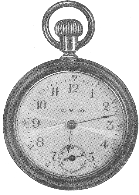 Antique Graphics Wednesday 2 Pocket Watch Images Knick