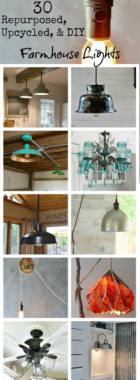 30 farmhouse lighting ideas via knick