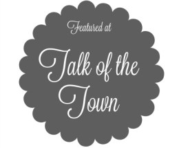 Talk of the Town featured button