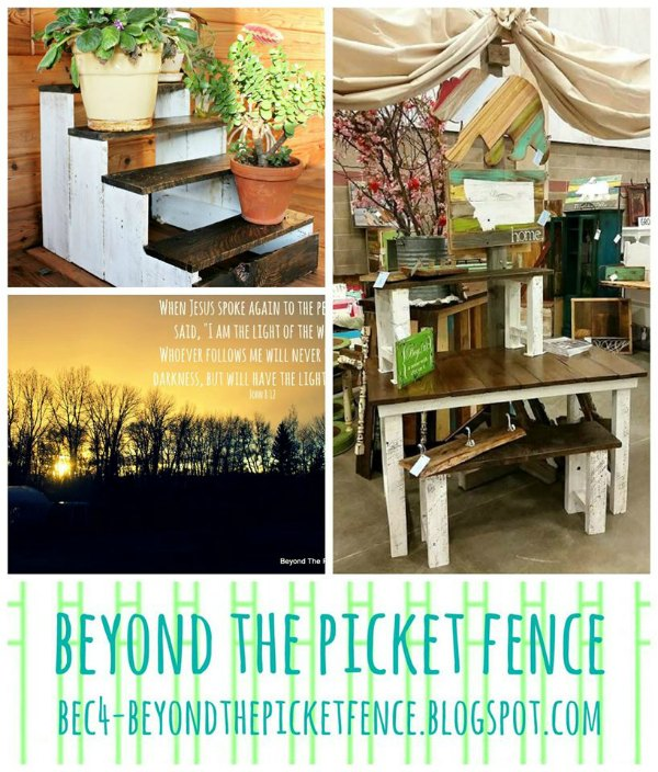 Beyond the Picket Fence - ToT 15