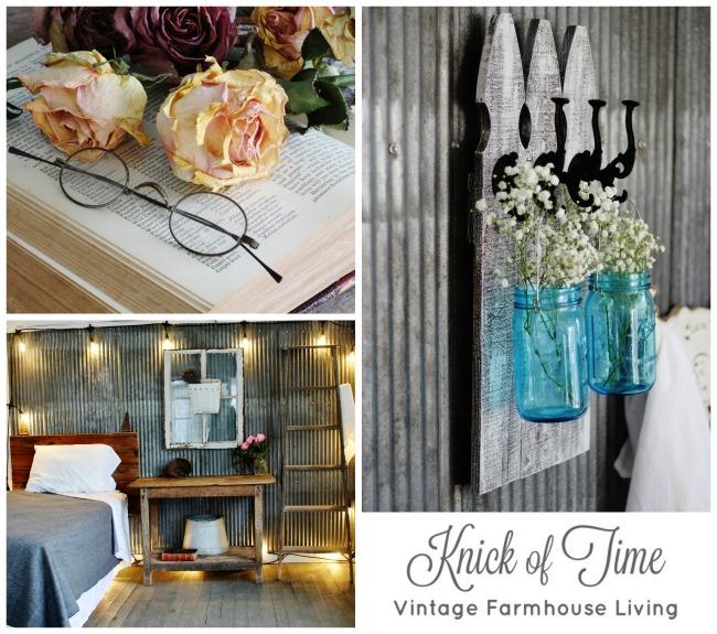 Knick of Time Vintage Farmhouse Living - KnickofTime.net