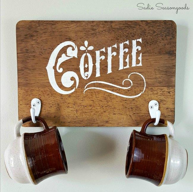 farmhouse coffee sign - Sadie Seasongoods