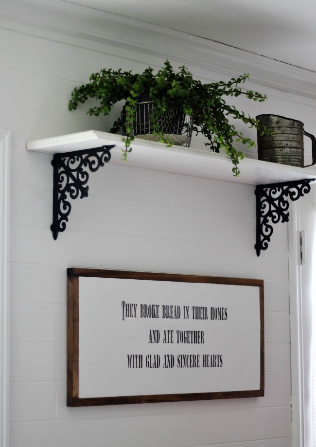 Magnolia House Inspired Farmhouse Kitchen Sign Knickoftime