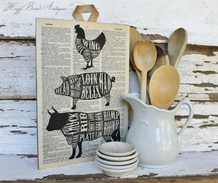 Whats New In Affordable Farmhouse Style Decor Knick Of Time