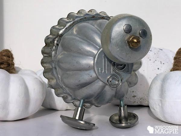 Robot Turkey by Wisconsin Magpie