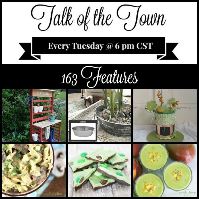 Talk of the Town #163 Features