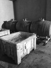 ...bit of barrel fermentation