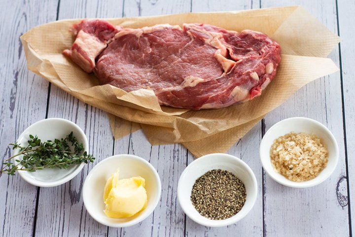 ribeye steak ingredients