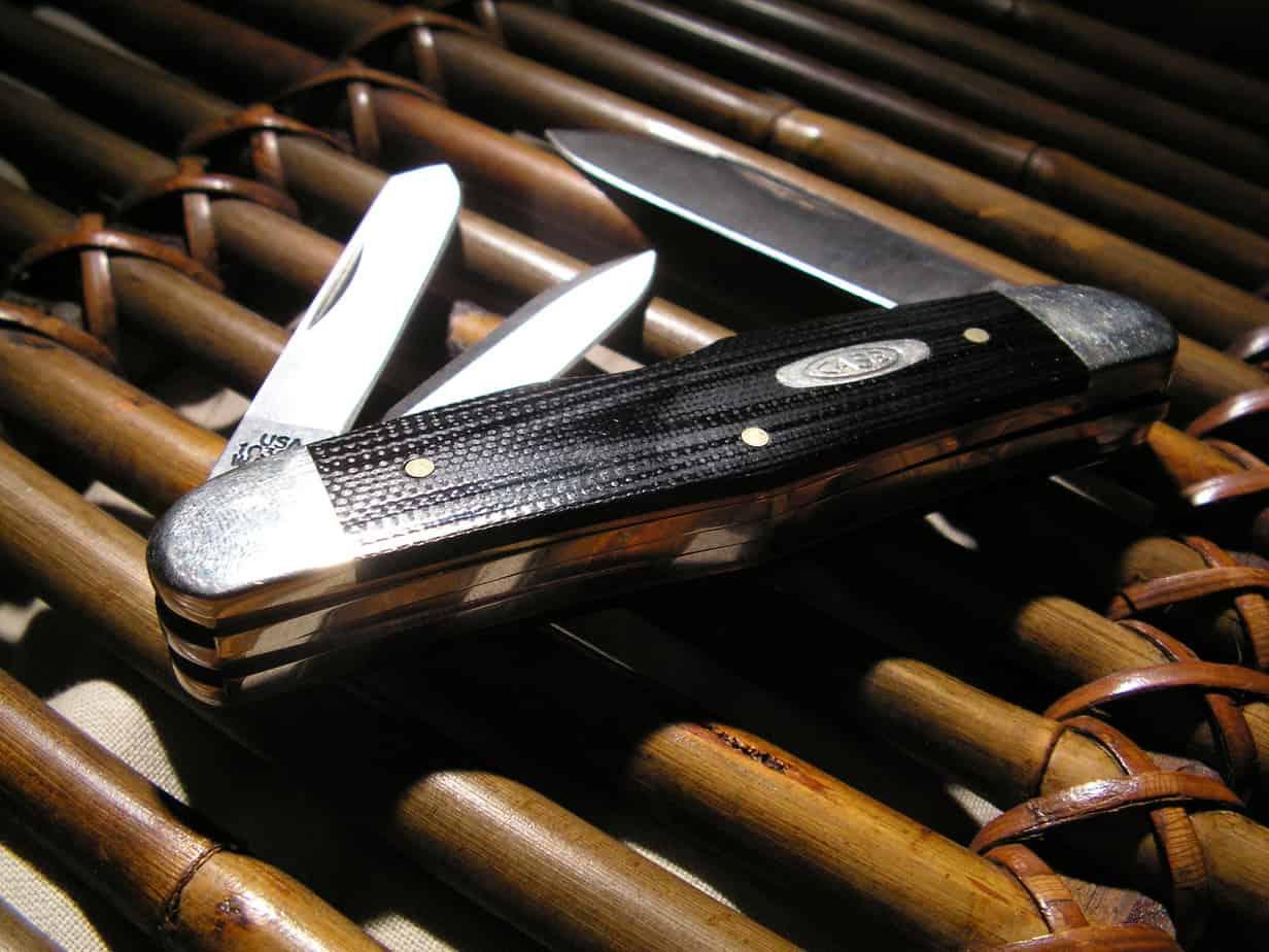 Small Pocket Knives Case