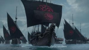 Daenerys Targaryen - Cersei Lannister
